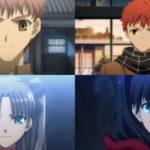 海外の反応 「Fate/stay night、キャラデザはufo版よりDEEN版の方がいいよな?」【Fate】