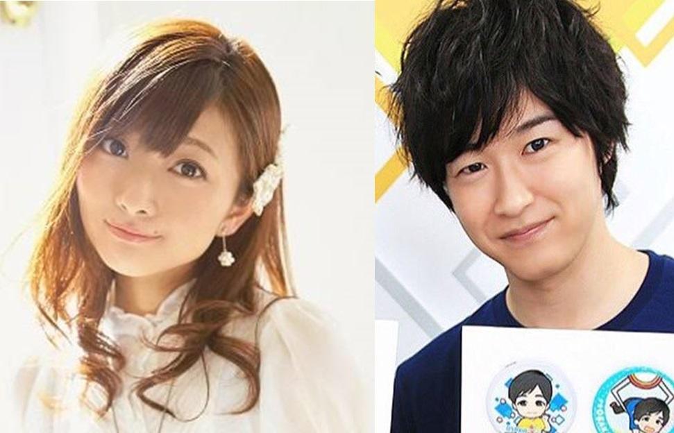 声優の沼倉愛美と逢坂良太が結婚を発表!!!