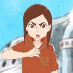 海外の反応【映像研には手を出すな!】第7話 水崎氏のアニメーションの原点、良いアニオリだったな!