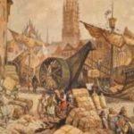 異世界モノの都市や世界観がいつも欧風なのは何故だろう